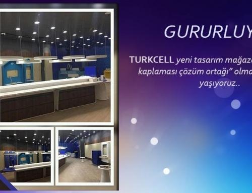 Turkcell Projesi tüm hızıyla devam ediyor
