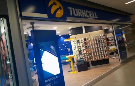 Turkcell Mağazalar
