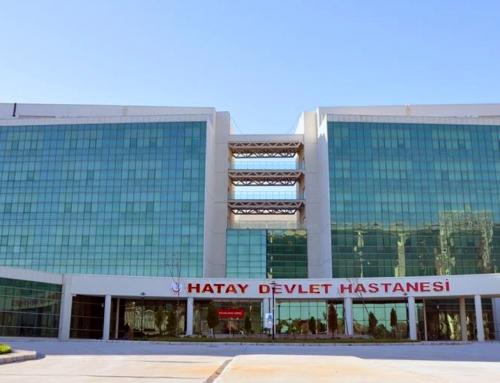 HATAY DEVLET HASTANESİ