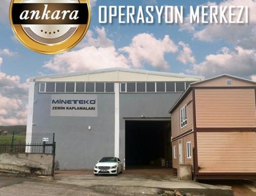 Ankara Depomuz Faaliyetlerine Başlamıştır!